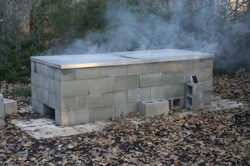 cinder block bbq pit designs video search engine at