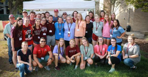 ANSC 117, Texas Barbecue, 2018 class