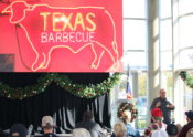 Daniel Vaughn, Texas Monthly Barbecue Editor, discussing what successful barbecue restaurants are doing